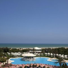 Regency Tunis Hotel пляж