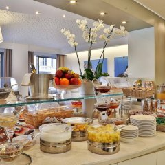 Отель Best Western Hotel City Италия, Милан - 1 отзыв об отеле, цены и фото номеров - забронировать отель Best Western Hotel City онлайн питание фото 3