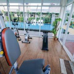 Отель NIDA Rooms 597 Suan Luang Park фитнесс-зал