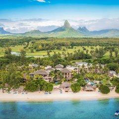 Отель Hilton Mauritius Resort & Spa пляж