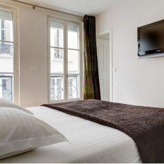 Отель Europea Montaigne Résidence комната для гостей фото 4