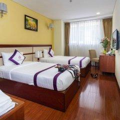 TTC Hotel Deluxe Saigon комната для гостей