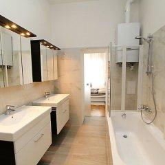 Отель Urban-Loritz Австрия, Вена - отзывы, цены и фото номеров - забронировать отель Urban-Loritz онлайн ванная