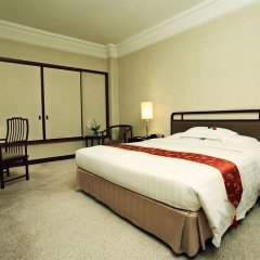 Отель Grand Metropark Xi'an комната для гостей фото 4