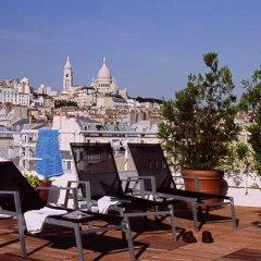 Citadines Apart`Hotel Montmartre Париж пляж
