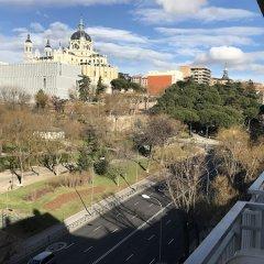 Апартаменты Stay at Home Madrid Apartments VII балкон