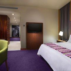 Отель Hilton Garden Inn Monterrey Airport комната для гостей фото 2