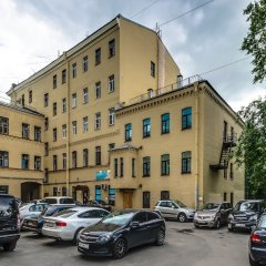 Гостиница Sokroma MestA парковка