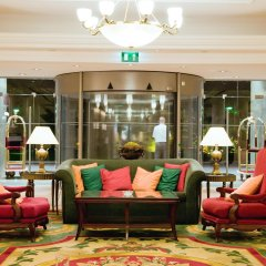 Lisbon Marriott Hotel интерьер отеля