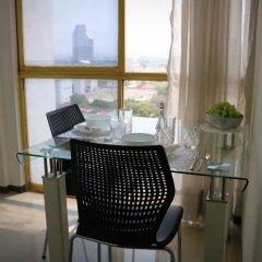 Отель Suites Bernini Гвадалахара балкон