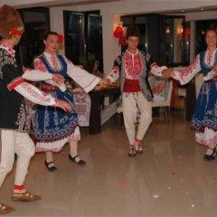 Отель Minotel Rashev Велико Тырново развлечения