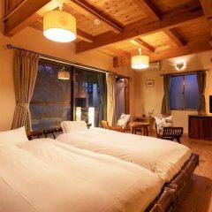 Отель Ryokan Hanagokoro Минамиогуни комната для гостей фото 3