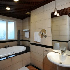 New Era Hotel and Villa ванная