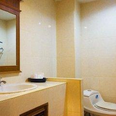 Отель Baan Natacha Beachfront Guesthouse ванная фото 2