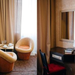 Гостиница House City в Барнауле 1 отзыв об отеле, цены и фото номеров - забронировать гостиницу House City онлайн Барнаул комната для гостей фото 5