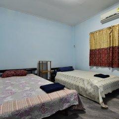 Sitpholek Muay Thai Camp - Hostel Паттайя сейф в номере