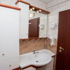 Отель Avenue Болгария, Бургас - отзывы, цены и фото номеров - забронировать отель Avenue онлайн ванная