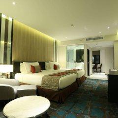 Grace Hotel Bangkok Бангкок комната для гостей фото 4