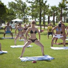Silence Beach Resort Турция, Сиде - 1 отзыв об отеле, цены и фото номеров - забронировать отель Silence Beach Resort - All Inclusive онлайн фитнесс-зал