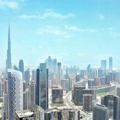 Отель JW Marriott Marquis Dubai балкон