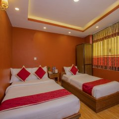 Отель OYO 275 Sunshine Garden Resort Непал, Катманду - отзывы, цены и фото номеров - забронировать отель OYO 275 Sunshine Garden Resort онлайн комната для гостей фото 4