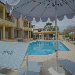 Hotel Residence Il Conero 2 Нумана бассейн