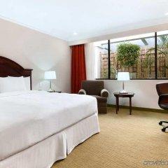 Отель Hilton Mexico City Airport Мехико комната для гостей фото 2