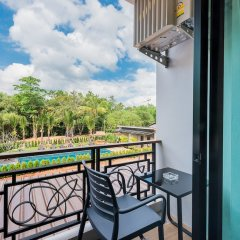 River Front Krabi Hotel балкон