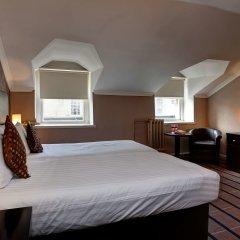 Best Western Glasgow City Hotel комната для гостей фото 8