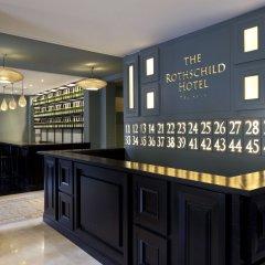 The Rothschild Hotel - Tel Avivs Finest Израиль, Тель-Авив - отзывы, цены и фото номеров - забронировать отель The Rothschild Hotel - Tel Avivs Finest онлайн интерьер отеля