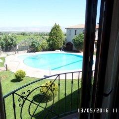 Pia Hotel Турция, Алашехир - отзывы, цены и фото номеров - забронировать отель Pia Hotel онлайн балкон