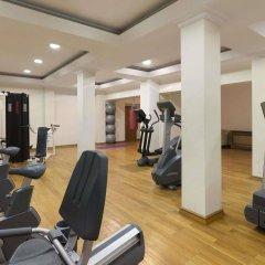 Отель Рамада Пловдив Тримонциум фитнесс-зал