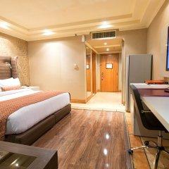 Victoria Crown Plaza Hotel Лагос комната для гостей фото 4