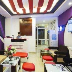 Отель Hoang Dung Hotel – Hong Vina Вьетнам, Хошимин - отзывы, цены и фото номеров - забронировать отель Hoang Dung Hotel – Hong Vina онлайн интерьер отеля