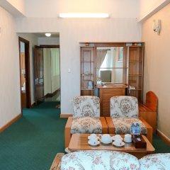 Отель Cap Saint Jacques комната для гостей фото 5