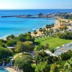 Отель Grecian Bay Айя-Напа пляж фото 2
