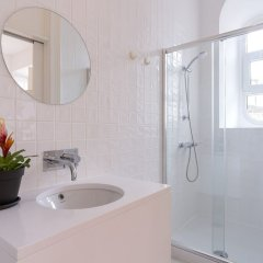 Pé Direito Hostel Понта-Делгада ванная фото 2