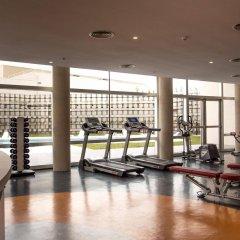 Gala Hotel y Convenciones фитнесс-зал фото 2