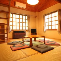 Отель Pension ULLR Хакуба комната для гостей фото 5
