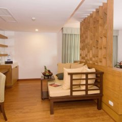 Отель Peach Blossom Resort Пхукет комната для гостей фото 4