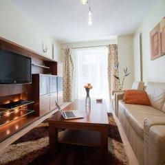 Отель Platinum Towers E-Apartments Польша, Варшава - отзывы, цены и фото номеров - забронировать отель Platinum Towers E-Apartments онлайн комната для гостей фото 4