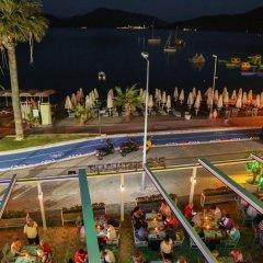 B&B Yüzbasi Beach Hotel Мармарис развлечения