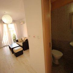 Отель Menada Rainbow Apartments Болгария, Солнечный берег - отзывы, цены и фото номеров - забронировать отель Menada Rainbow Apartments онлайн ванная