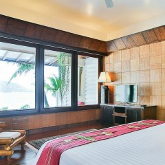 Отель Mom Tri S Villa Royale пляж Ката комната для гостей фото 4