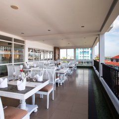 Отель Alba Hotel Вьетнам, Хюэ - 1 отзыв об отеле, цены и фото номеров - забронировать отель Alba Hotel онлайн балкон