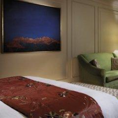 Отель The Ritz Carlton Guangzhou Гуанчжоу сауна