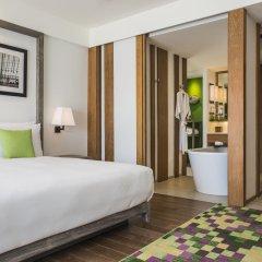 Отель The Nai Harn Phuket 4* Улучшенный номер с разными типами кроватей фото 2