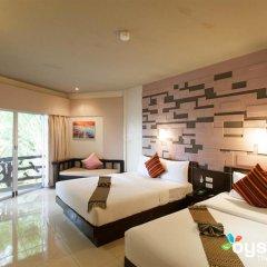Отель Anyavee Ban Ao Nang Resort детские мероприятия