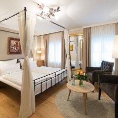 Отель Amadeus Австрия, Зальцбург - отзывы, цены и фото номеров - забронировать отель Amadeus онлайн комната для гостей фото 3