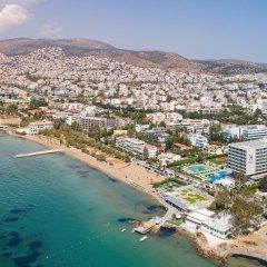 Отель Divani Apollon Palace And Thalasso Афины городской автобус